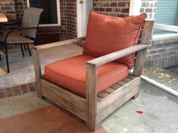 Armless Patio Chaise Lounge Chairs