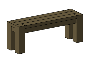 Vintage Parsons Bench Plans | Rogue Engineer