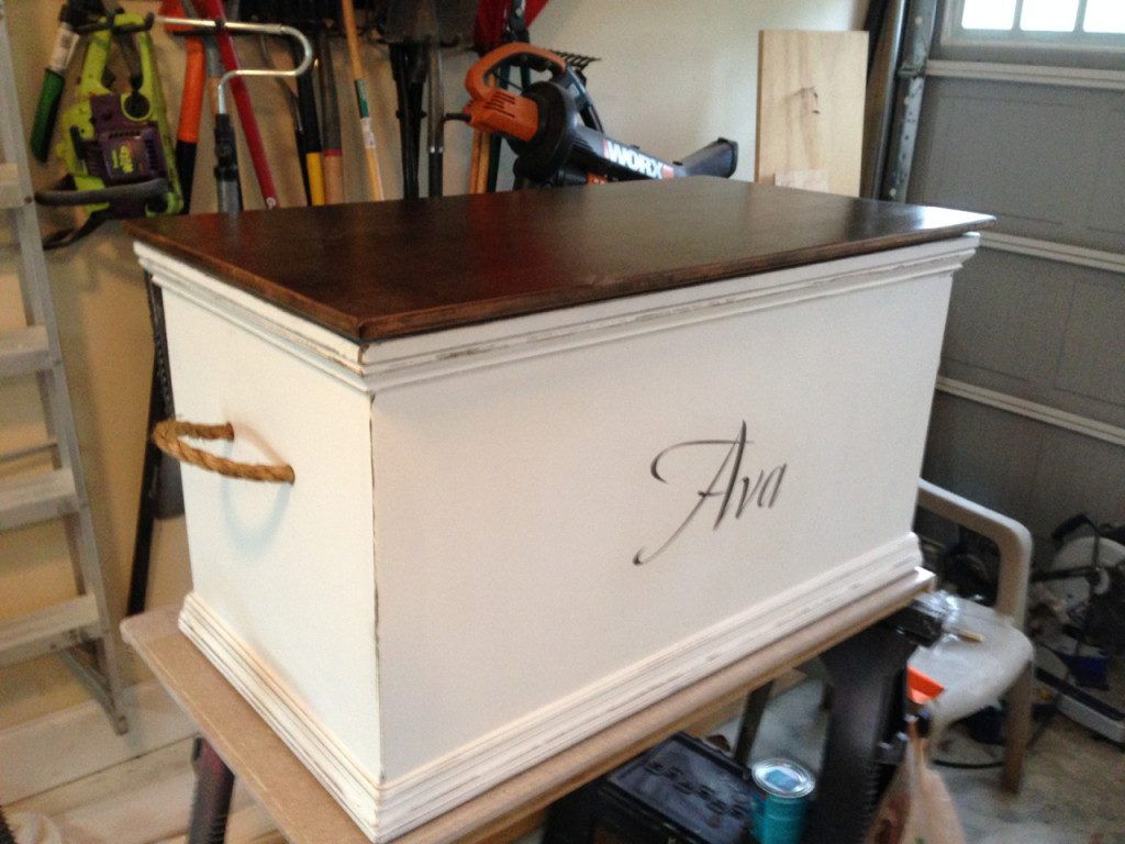 Personalized Hope Chest