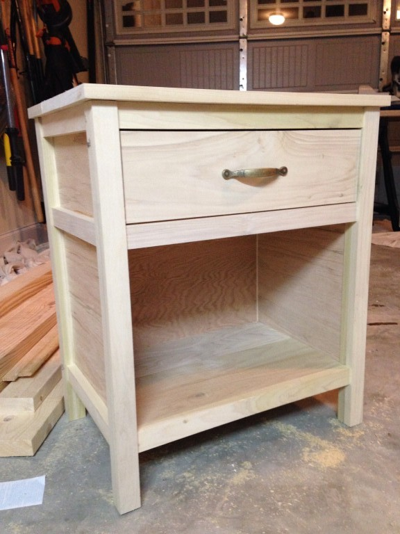 Diy Cooper Nightstand Free Plans Rogue Engineer