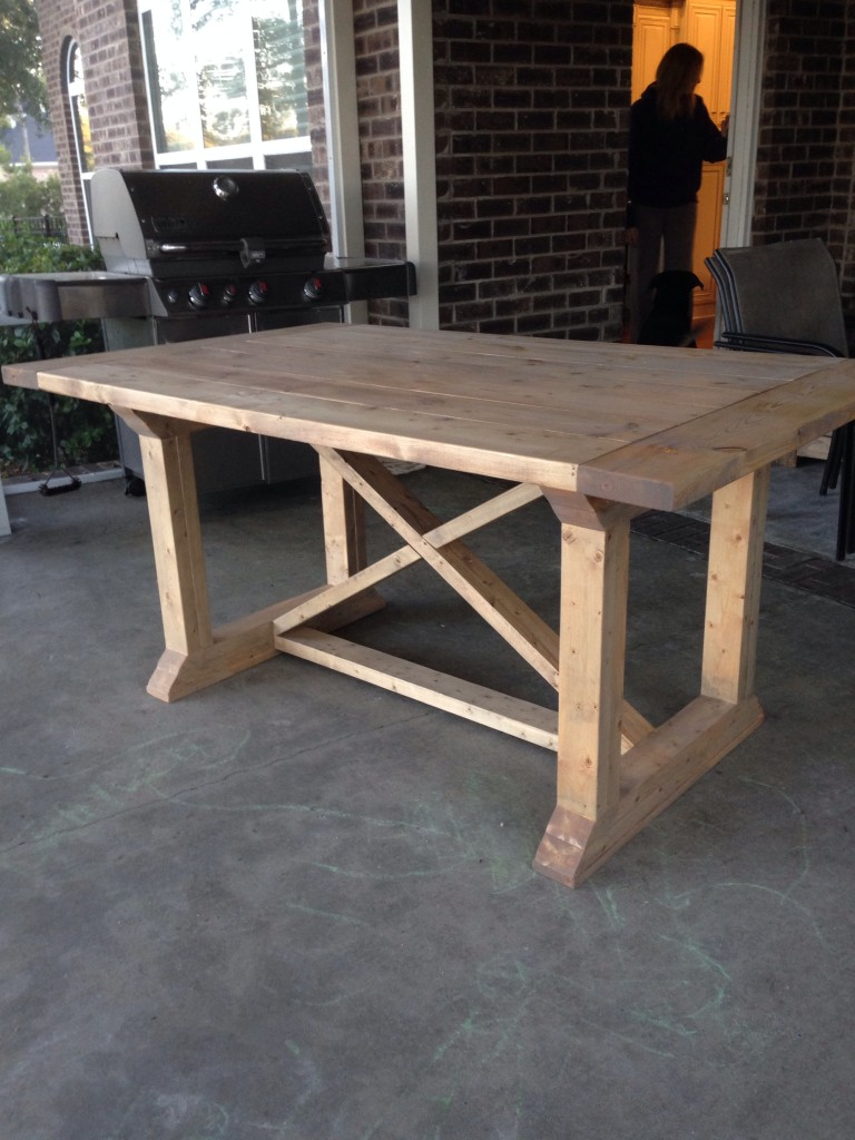 How to build a Rekourt dining room table