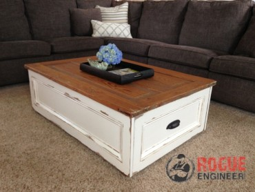 DIY Coffee Table - Feature