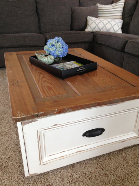 DIY Coffee Table   Step 11