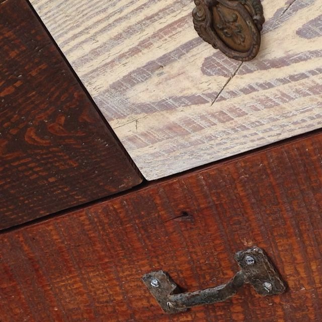 Console Table Plans - Hardware Closeup