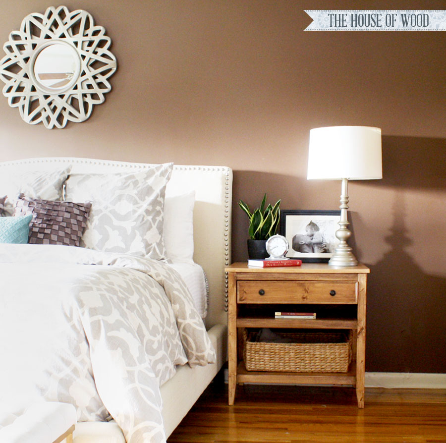 DIY Bedside Table Plans - Free Plans