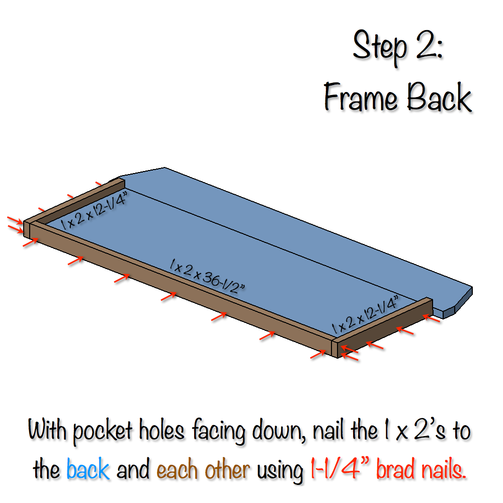 Tree Branch Coat Rack - Step 2