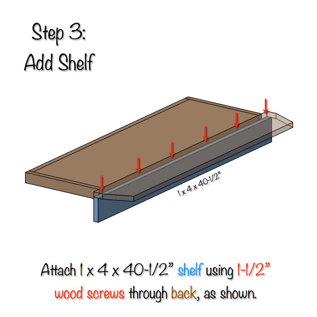 Tree Branch Coat Rack - Step 3