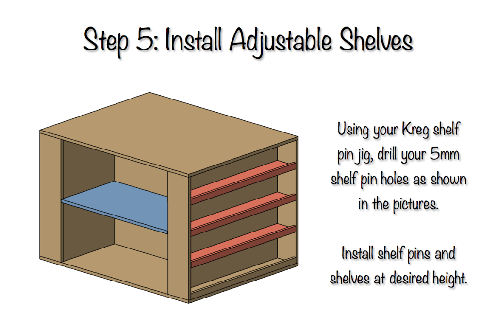 DIY Plywood Workbench Plan - Step 5