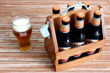 DIY Beer Tote | Free Plans | Rogue Engineer
