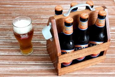 DIY Beer Tote | Free Plans | Rogue Engineer