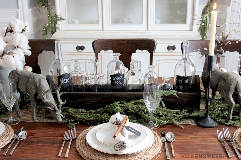 Christmas Tablescape 5