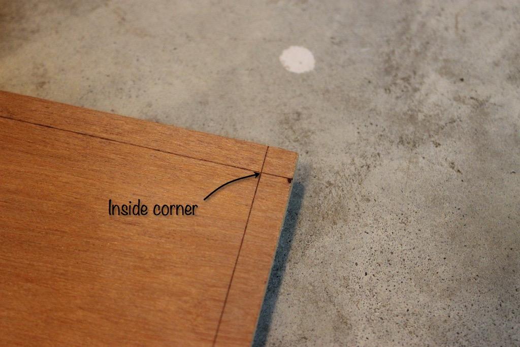 DIY Cedar-Framed Magnetic Chalkboard 2