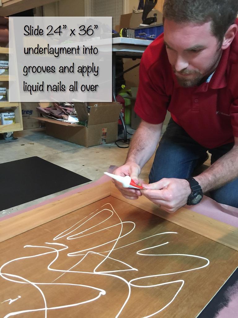 DIY Cedar-Framed Magnetic Chalkboard 9
