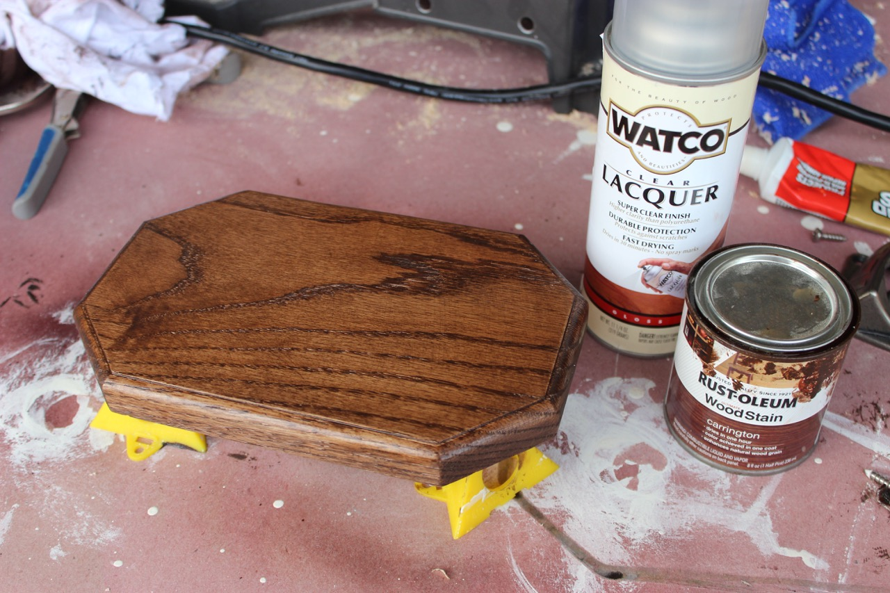 DIY Magnetic Bottle Opener - Step 4 - Finish