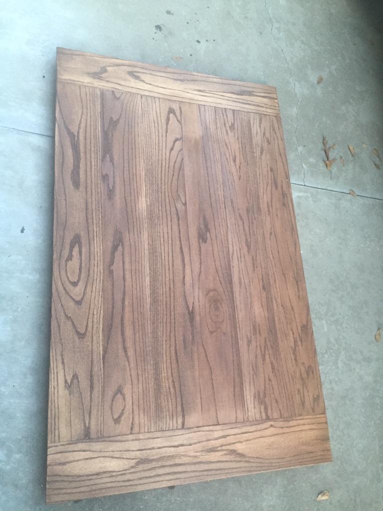 DIY Elegant Oak Farmhouse Table   Photo 12