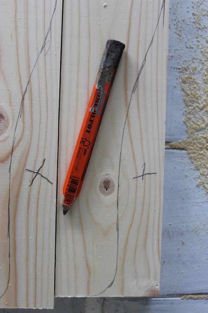 DIY Sicily Writing Desk Plans | Step 3