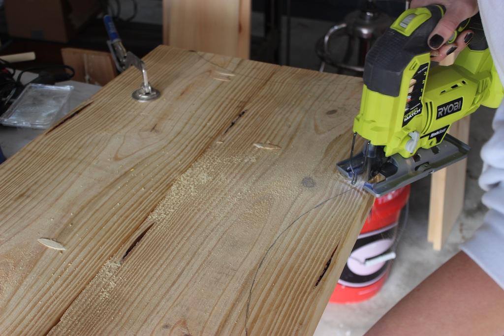 DIY Sicily Writing Desk Plans | Step 1