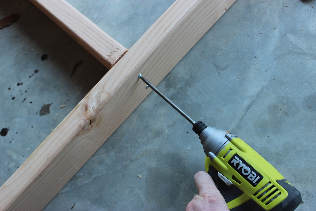 Easy DIY Portable Workbench Plans | Step 1