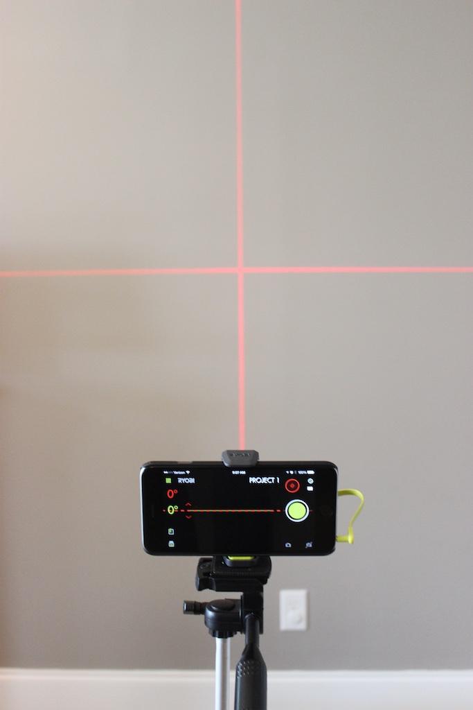 Secret Shelf   Free Plans   Laser Level