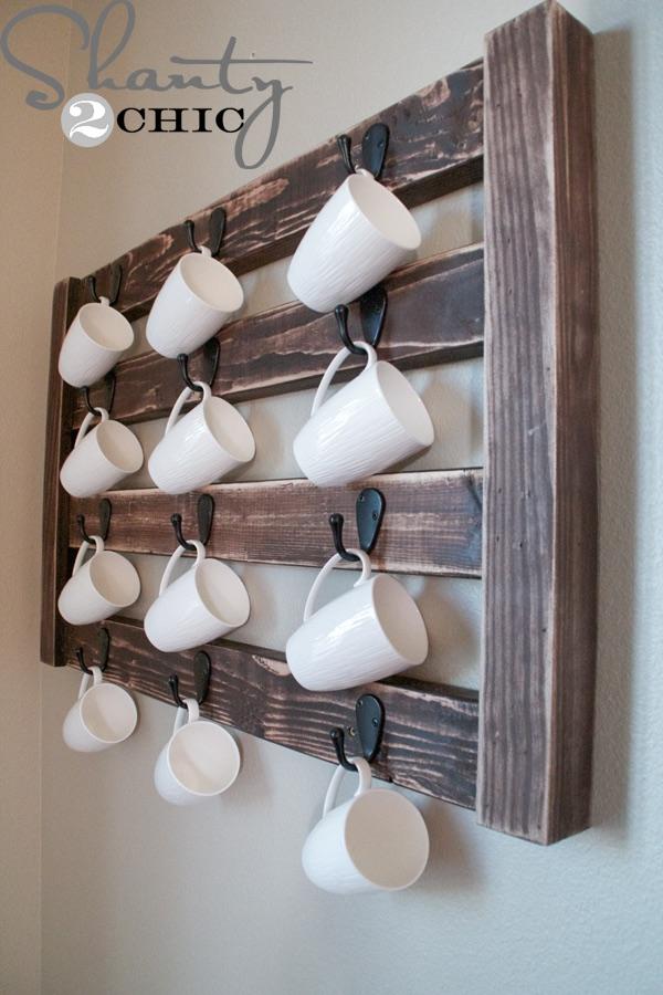 Coffee Cup Display Rogue Engineer