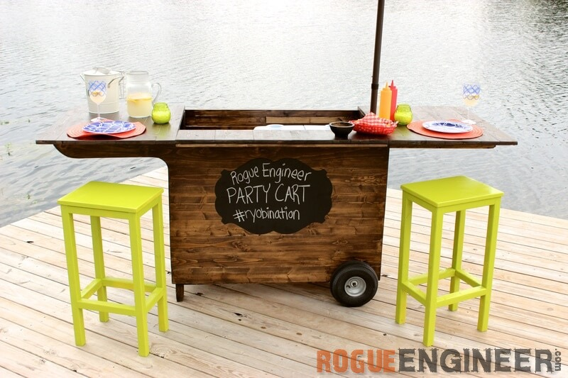 Party Station - Rogue Engineer