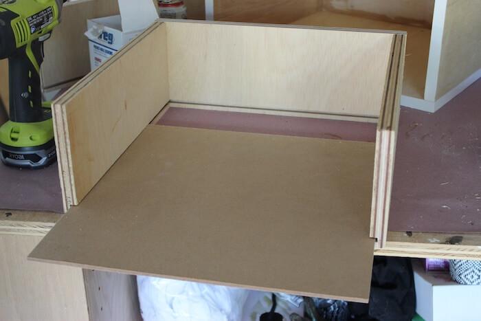 DIY Mid Century Modern Side Table Plans - Step 5