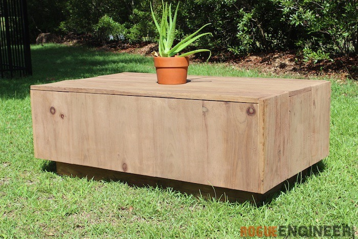 diy modern furniture. DIY Modern Floating Coffee Table - Free Plans Rogue Engineer 1 Diy Furniture