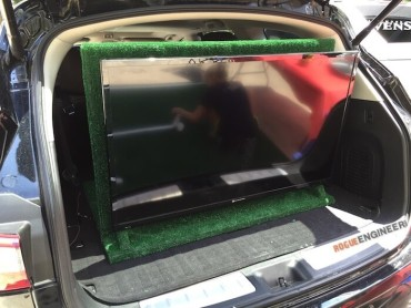 DIY Tailgate TV Stand - 14