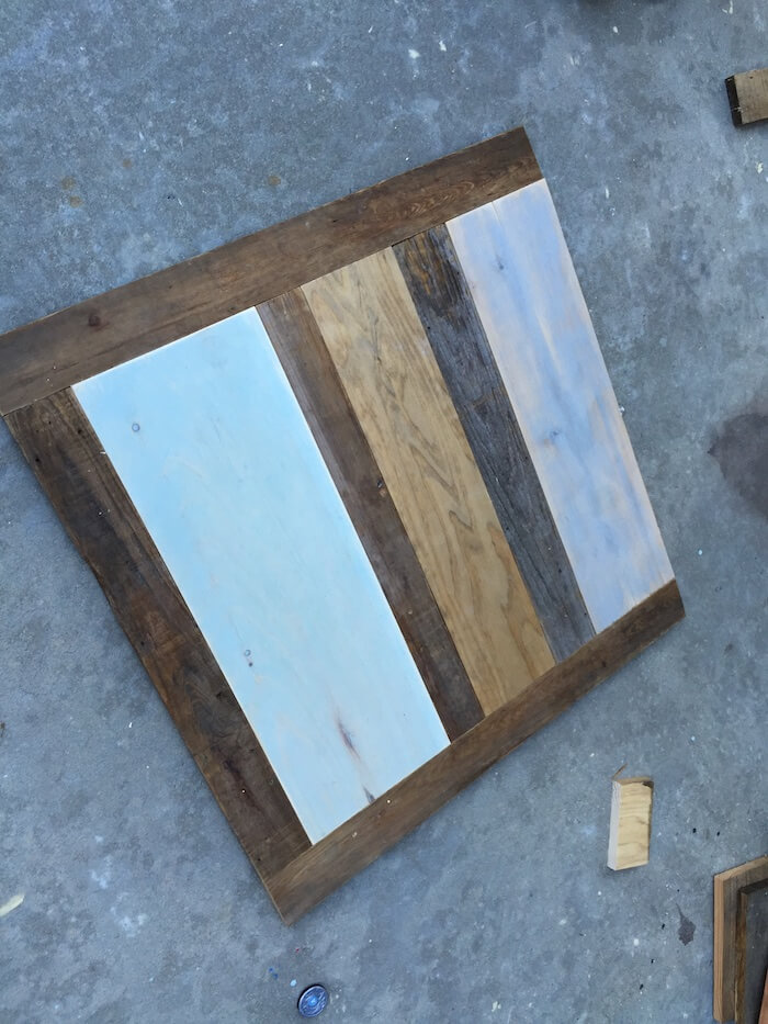 Scrap Wood Shelf - 3
