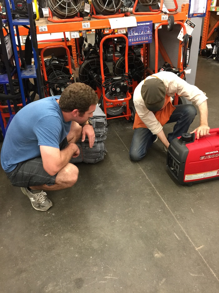 THD Tool Rental Program - Rogue Engineer 4