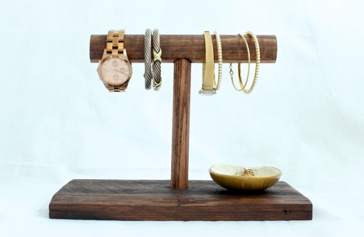 How To Make A Jewelry Stand Rogue Engineer