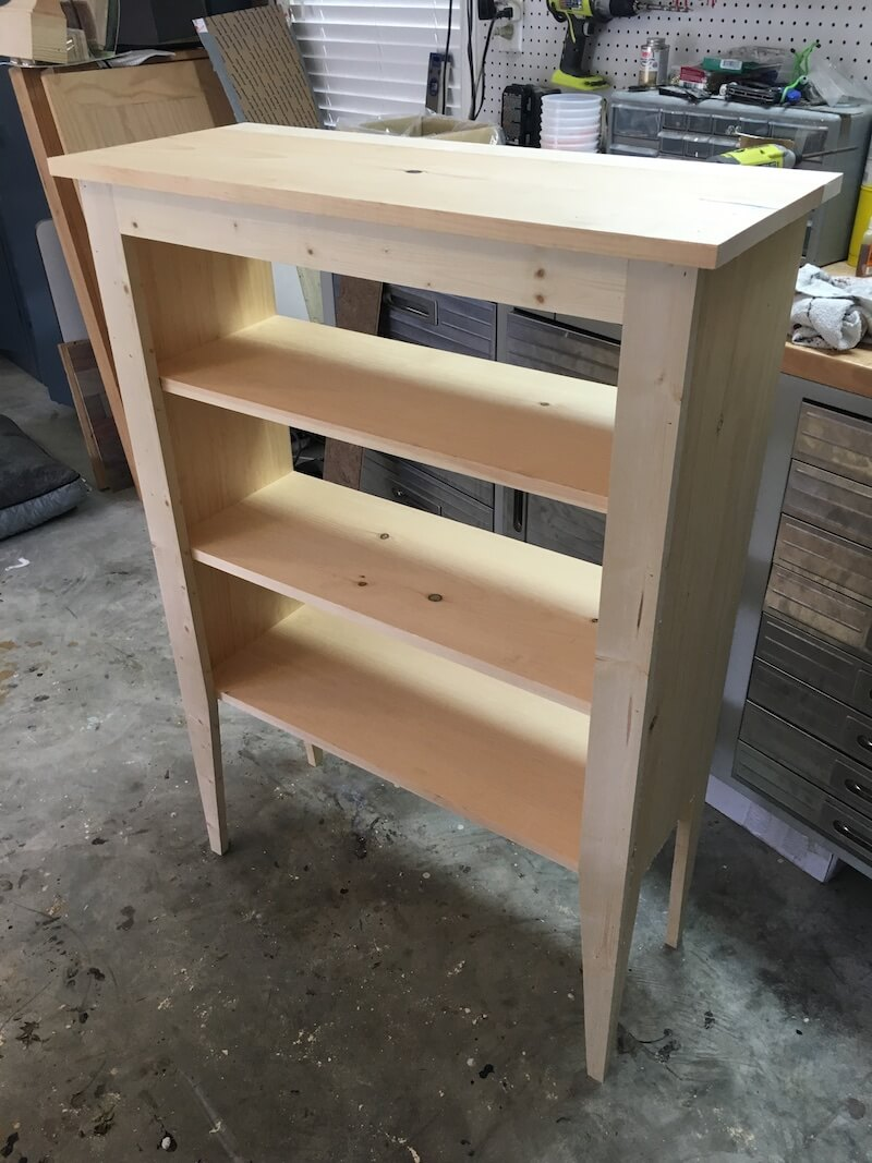 DIY Jelly Cabinet Plans - Step 10