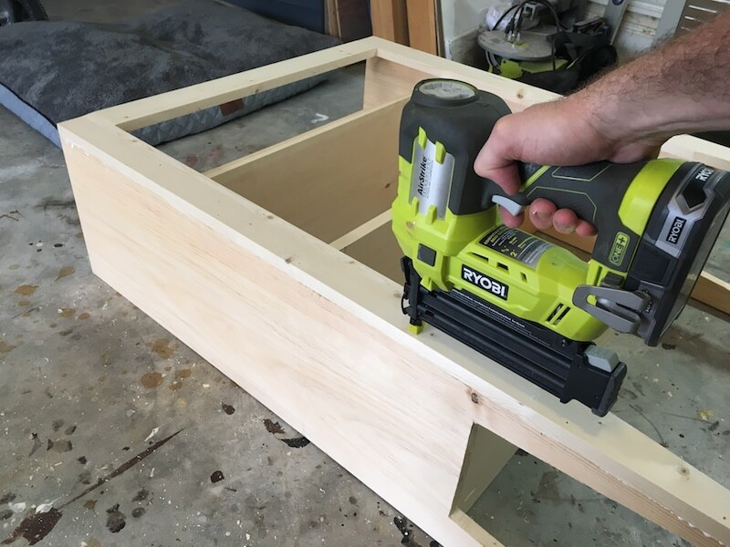 DIY Jelly Cabinet Plans - Step 5
