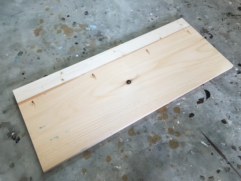 DIY Jelly Cabinet Plans - Step 7
