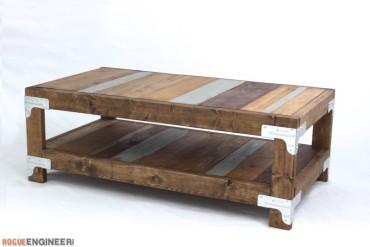 Industrial Coffee Table Plans - Rogue Engineer 4