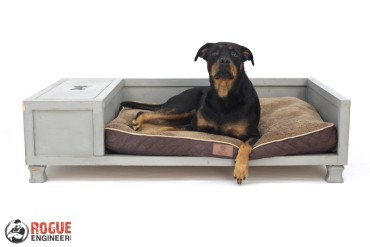 DIY Large Dog Bed Plans - Rogue Engineer 2