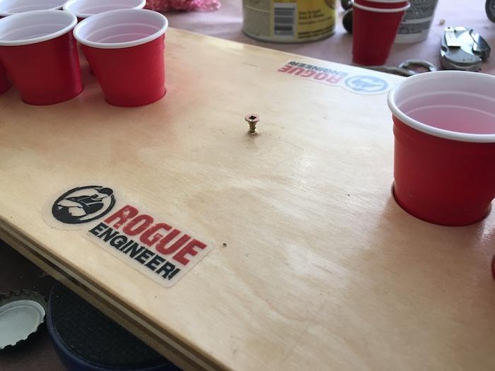 DIY Mini Beer Pong - Step 13
