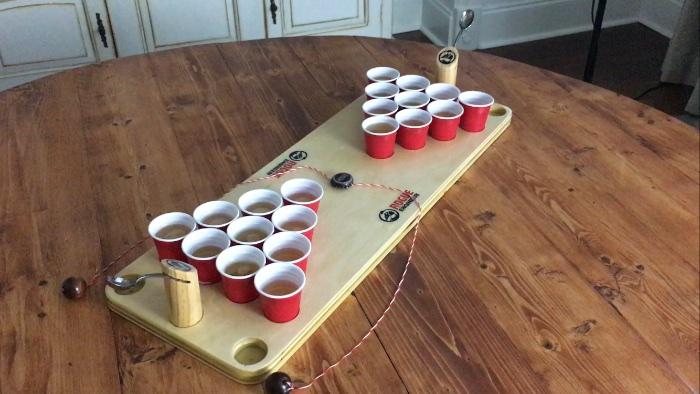 DIY Mini Beer Pong - Step 14