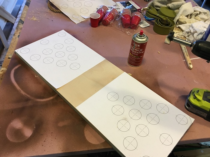DIY Mini Beer Pong - Step 5