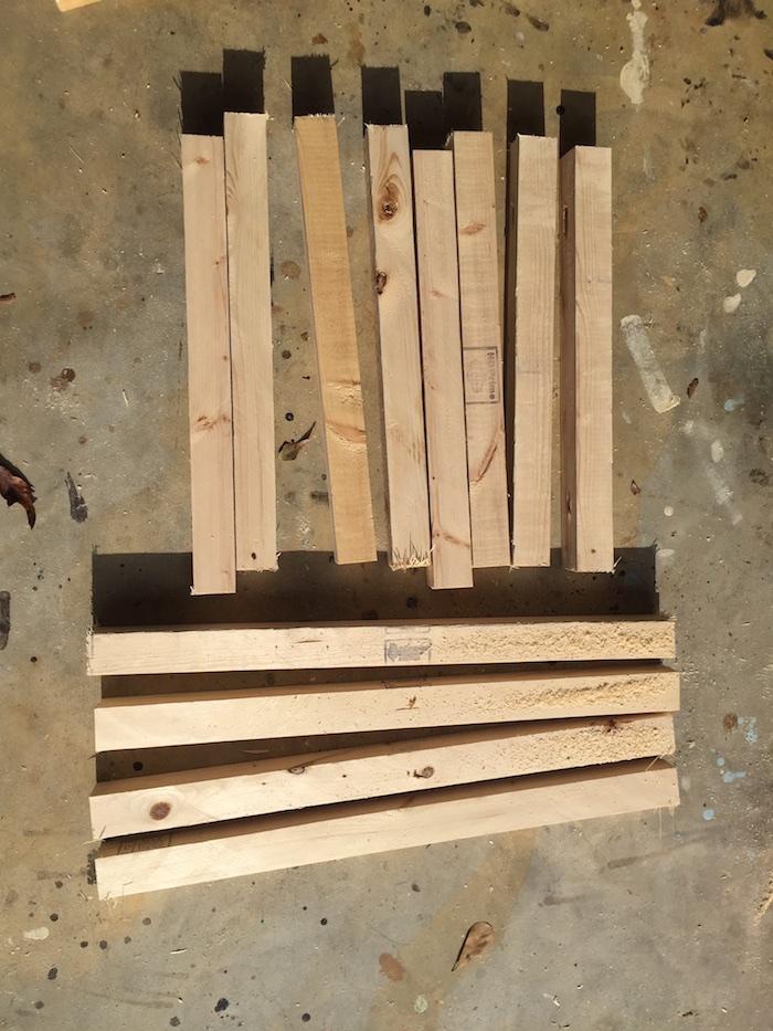 Scrap Industrial Step 1