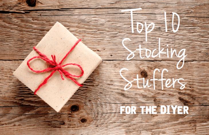 Top 10 Stocking Stuffers