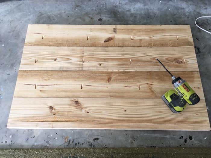DIY Angled Coffee Table Plans - 1