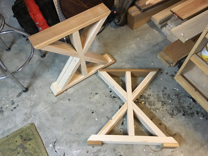 DIY Lybrook Side Table Plans - Step 2