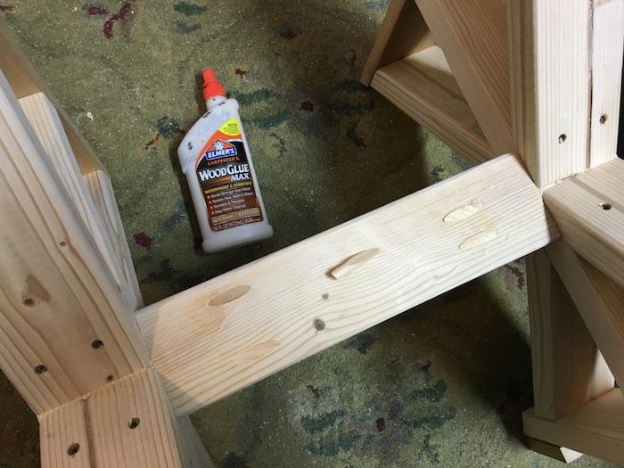 DIY Lybrook Side Table Plans - Step 4