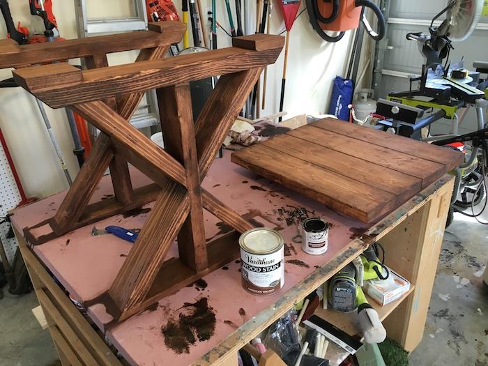 DIY Lybrook Side Table Plans - Step 5