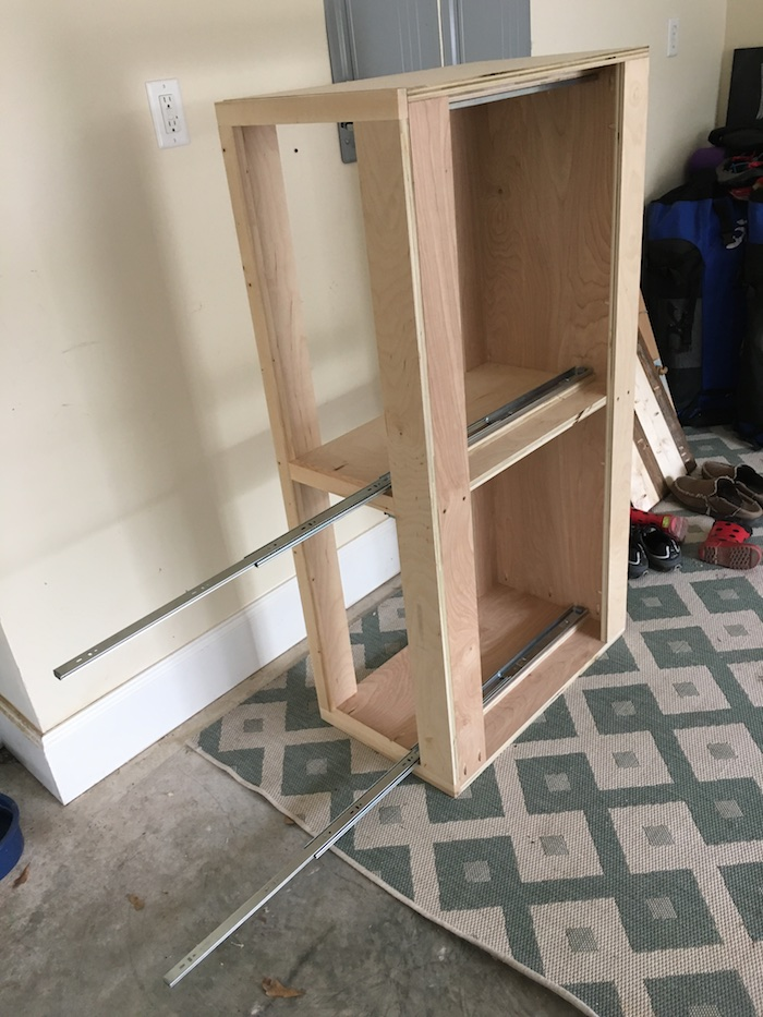 Mudroom Locker Plans - Step 11