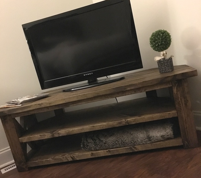 DIY Corner Media Center - Rogue Engineer 2