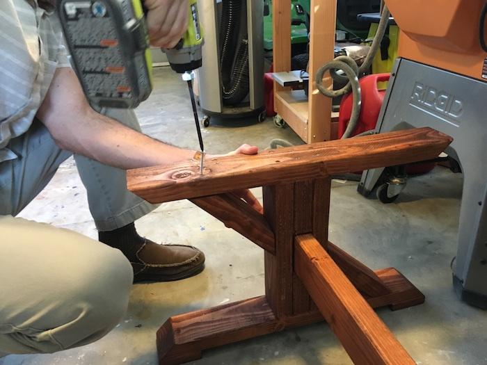 DIY Lybrook Coffee Table - 9 2