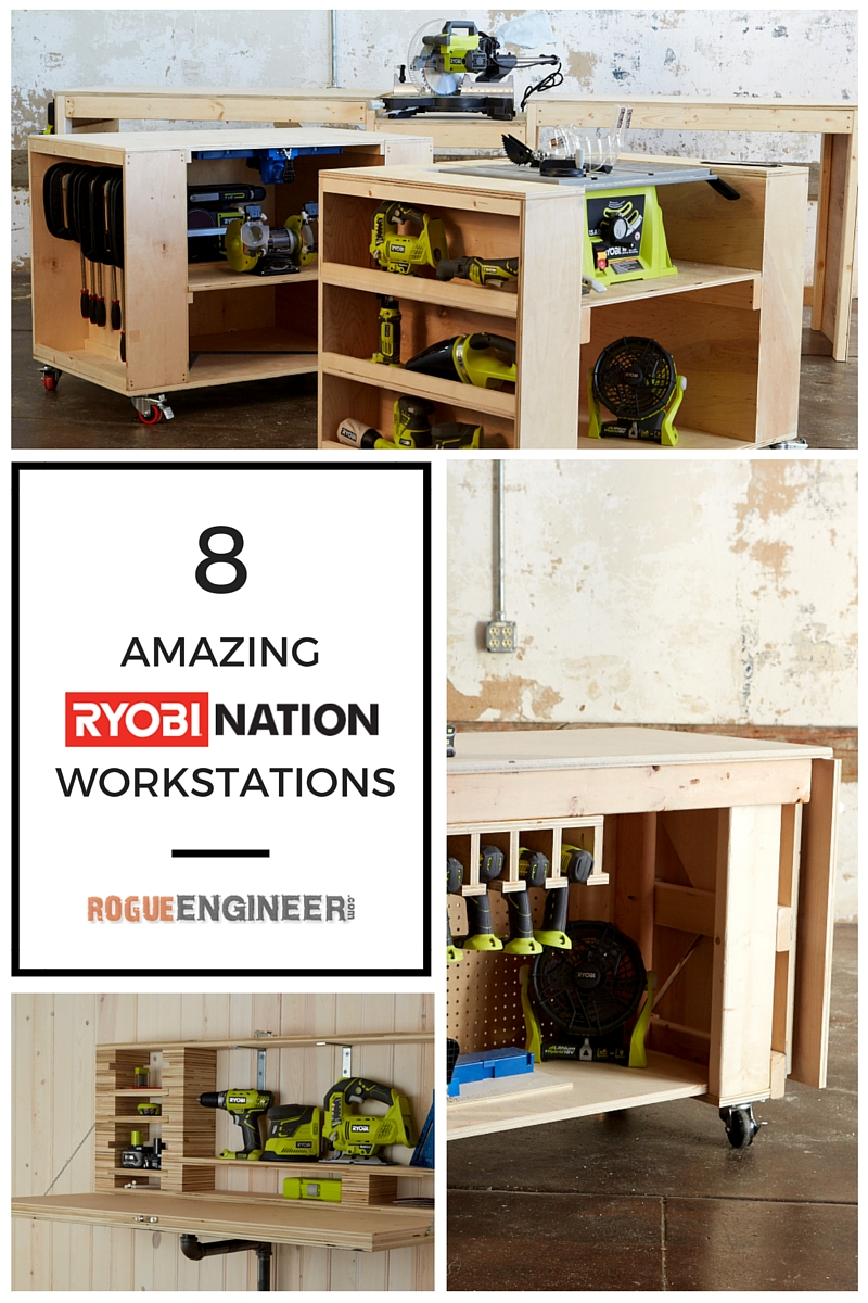 8 Amazing Workstations