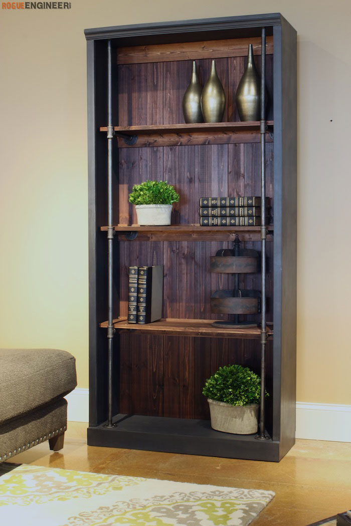 DIY-Industrial-Bookcase-Plans---Rogue-Engineer-2
